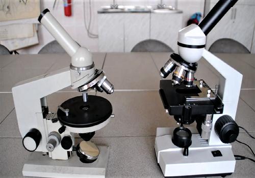 Методы микроскопического исследования